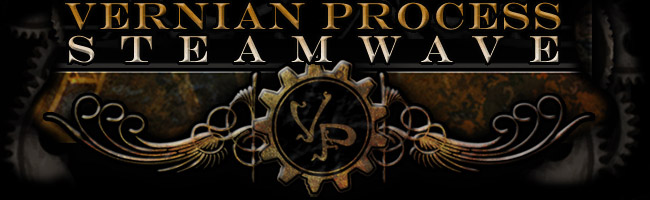 Vernian Process steam wave/punk music
